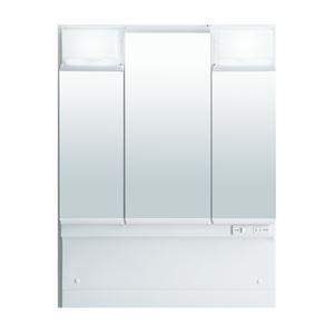 LIXIL INAX (リクシル イナックス) J1シリーズ ミラーキャビネット三面鏡全収納タイプ MD7X1-753TYPU