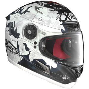 【DAYTONA/デイトナ】フルフェイス ヘルメット X-LITE X802R チェカ BK M