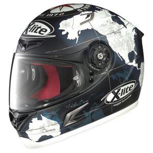 【DAYTONA/デイトナ】フルフェイス ヘルメット X-LITE X802R チェカ BK XL