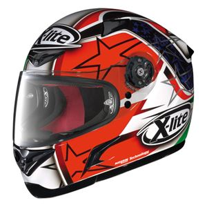 【DAYTONA/デイトナ】フルフェイス ヘルメット X-LITE X802R ピロバノ WH L