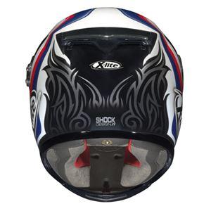 【DAYTONA/デイトナ】フルフェイス ヘルメット X-LITE X802R バドビニ WH L