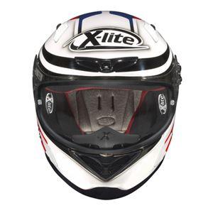 【DAYTONA/デイトナ】フルフェイス ヘルメット X-LITE X802R バドビニWH XL