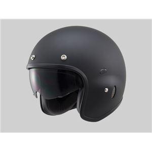 【DAYTONA/デイトナ】HTPH-1ジェットヘルメットマットブラックMフリー