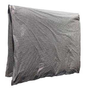 汚れ防止 布団干し袋 【150cm×210cm】 日本製 デュポン社製 極細繊維使用 スナップボタン付き 〔ベランダ 物干し〕