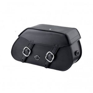 【高級品質】ハーレーソフテイル ファットボーイ サドルバック WVL102P (ラージサイズ)Harley Softail Fatboy