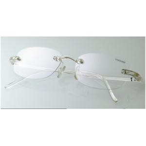 レノマ 透明サングラス  h01