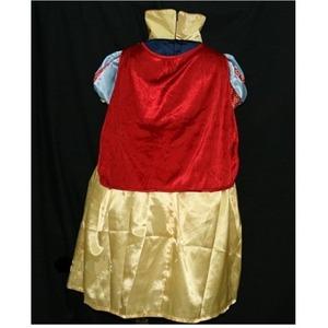 白雪姫ドレス豪華フルセット(S:110cm)