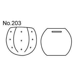 【3個入】フラワーバスケット用取替えウレタン 【No.114 ミニ壁掛け型用】 日本製 〔園芸 ガーデニング用品〕