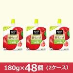 【まとめ買い】 ミニッツメイド 朝リンゴ(あさりんご) 180g 48個セット