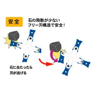 【スパイダーモア用】マックス260フリー刃(1台分)