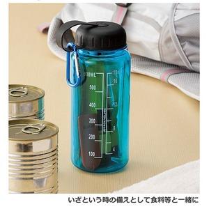 防災グッズ5点入り 非常用持ち出し ボトルタイプ スマートエマージェンシーボトル