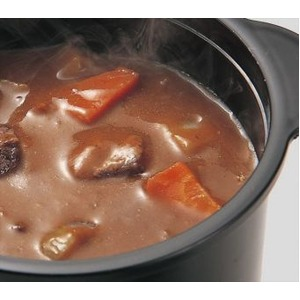 カクセー ちびくろちゃん1合炊き 電子レンジ専用炊飯器 備長炭 T-CHIBIKURO-1