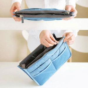 バッグインバッグ BAG IN BAG 全12色 ブラック