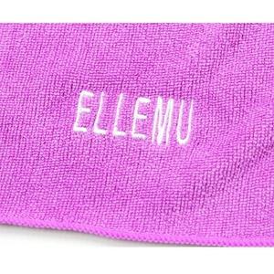 ELLEMU 超吸水マイクロファイバーバスタオ...の紹介画像5