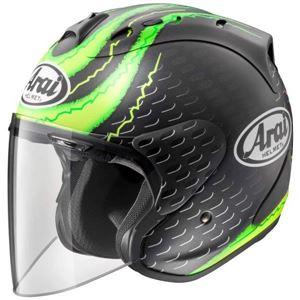 アライ(ARAI) ジェットヘルメット SZ-RAM4 CRUTCHLOW GP(クラッチロウGP) 54 XS - 拡大画像
