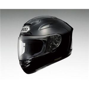 ショウエイ(SHOEI) フルフェイスヘルメット X-12 ブラック XL - 拡大画像