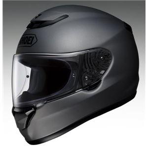 ショウエイ(SHOEI) フルフェイスヘルメット QWEST マットディープグレー S 55-56cm