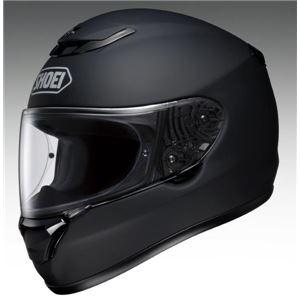 ショウエイ(SHOEI) フルフェイスヘルメット QWEST マットブラック M 57-58cm