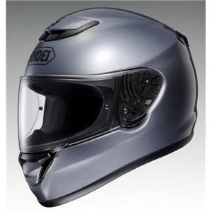 ショウエイ(SHOEI) フルフェイスヘルメット QWEST パールグレーメタリック L 59-69cm