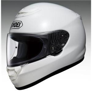 ショウエイ(SHOEI) フルフェイスヘルメット QWEST ホワイト S 55-56cm