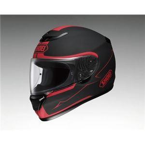 ショウエイ(SHOEI) ヘルメット QWEST BLOODFLOW TC-1 レッド S