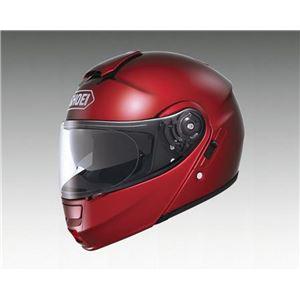 ショウエイ(SHOEI) ヘルメット NEOTEC ワインレッド L