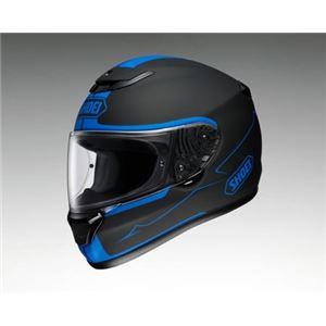 ショウエイ(SHOEI) ヘルメット QWEST BLOODFLOW TC-2 ブルー M