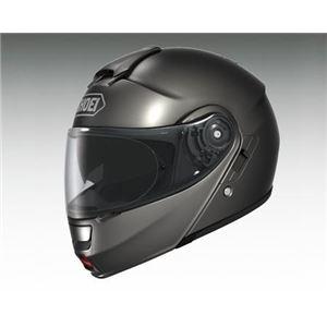 ショウエイ(SHOEI) ヘルメット NEOTEC アンスラサイトメタリック L