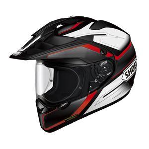 ショウエイ(SHOEI) ヘルメット HORNET ADV SEEKER TC-1 レッド/ブラック S