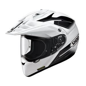 ショウエイ(SHOEI) ヘルメット HORNET ADV SEEKER TC-6 ホワイト/ブラック L