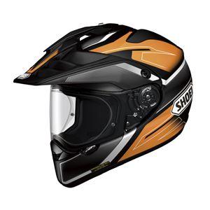 ショウエイ(SHOEI) ヘルメット HORNET ADV SEEKER TC-8 OR/ブラック XL
