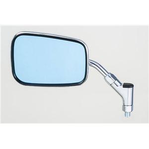 タナックス(TANAX) エーゼットフォーミラー /シルバー[ブルー鏡] 左右共通/ネジ径10mm