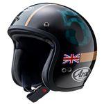 【送料無料】アライ(ARAI) AXYヘルメット CLASSIC MOD UNION Sサイズの画像