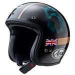 【送料無料】アライ(ARAI) AXYヘルメット CLASSIC MOD UNION Mサイズの画像