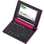 カシオ 小型電子辞書 エクスワード XD-C500RD 【レッド】