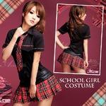 【制服】コスプレ衣装/セーラー服/女子高生/学生服/ミニスカ/C249