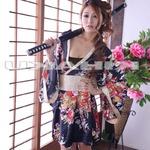 【 着物 】着物ドレス 浴衣 コスプレ衣装 /4081