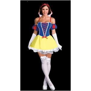 【ハロウィン】 白雪姫コスチューム コスプレ ハロウィン衣装/4413