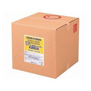 熊野油脂 SCRITT(スクリット) 全身シャンプー /4349 18L コック付
