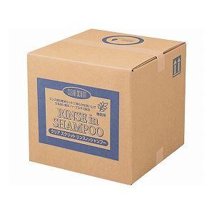 熊野油脂CLEARSCRITT(クリアスクリット)リンスインシャンプー/435618Lコック付