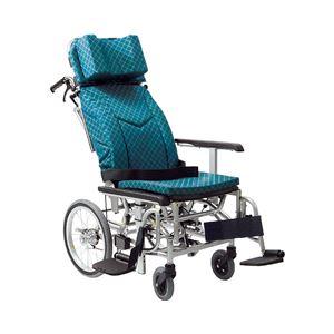 カワムラサイクルティルト&リクライニング車いすKXL16-42/A13【非課税】
