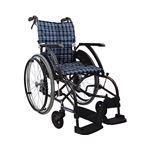 カワムラサイクル 自走用 WAVIT(ウェイビット) WA22-40・42S ソフトタイヤ仕様 /座幅40cm A13【非課税】