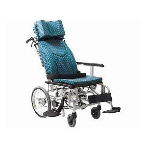 カワムラサイクルティルト&リクライニング車いすKXL16-42/No.99【非課税】