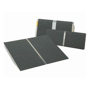 イーストアイポータブルスロープアルミ1枚板タイプ(PVTシリーズ)/PVT025長さ25.5cm