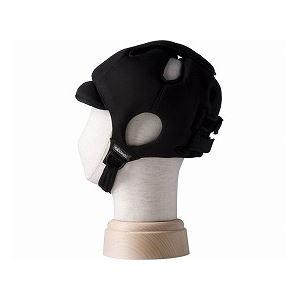 特殊衣料アボネットガードCタイプ(後頭部衝撃吸収重視型)メッシュタイプ/2032ブラック【非課税】