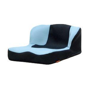 タカノ座位保持クッションLAPS(ラップス)/TC-L01-LBライトブルー