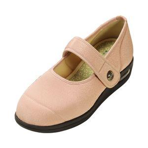 マリアンヌ製靴 彩彩~ちりめん~ W1101 婦人用 /25.0cm さくら h01