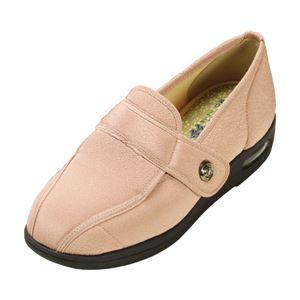 マリアンヌ製靴 彩彩~ちりめん~ W1102 婦人用 /25.0cm さくら h01