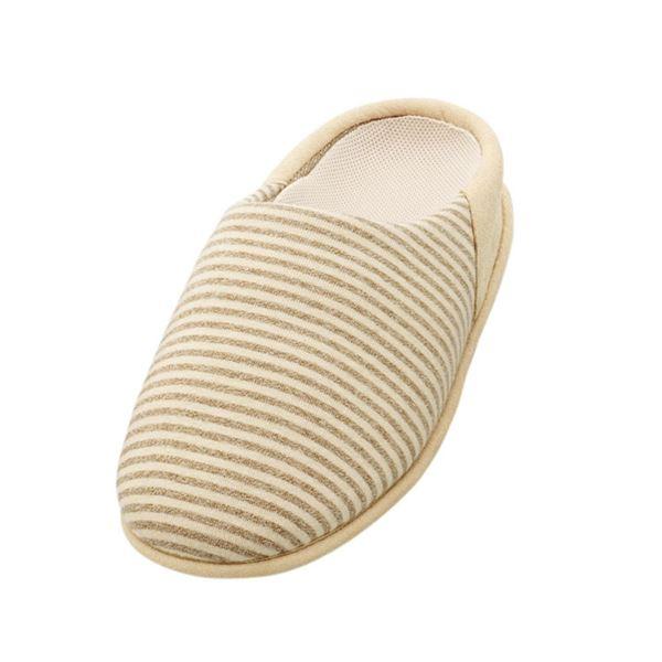 介護靴 室内用 チャルパー 2223 両足 徳武産業 あゆみシリーズ / M ベージュf00