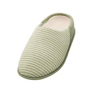 介護靴 室内用 チャルパー 2223 両足 徳武産業 あゆみシリーズ /LL(25.0〜26.0cm) グリーン